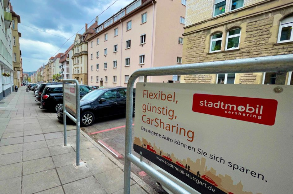 Carsharing Liststraße